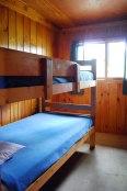 Cabin One: Bedroom 3