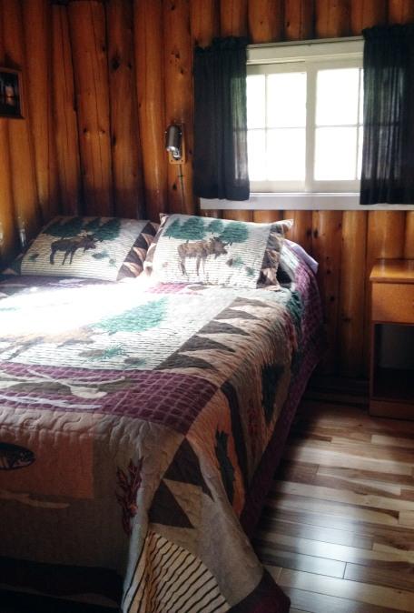 Cabin Two: Bedroom 1