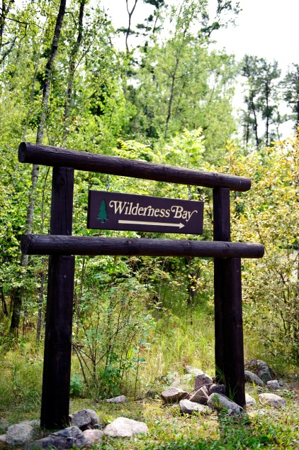 WB Lodge Sign