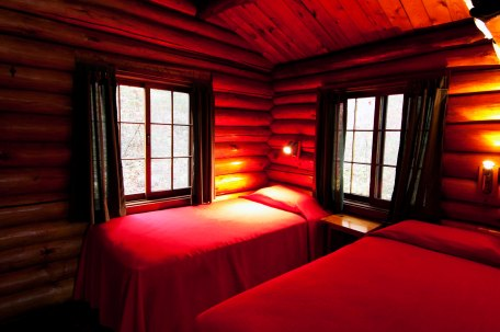 Cabin Two: Bedroom 2