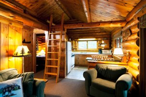 Cabin Three: Interior