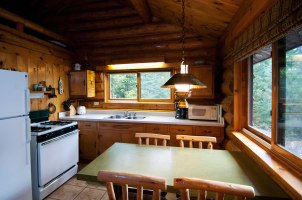 Cabin Three: Kitchen