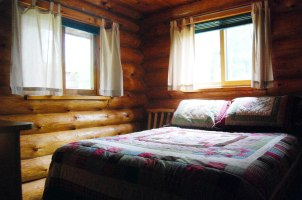 Cabin Three: Bedroom 2