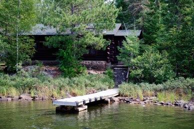 Cabin Five: Exterior