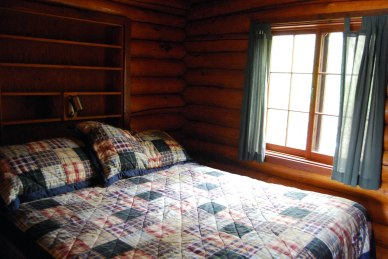 Cabin Five: Bedroom 1