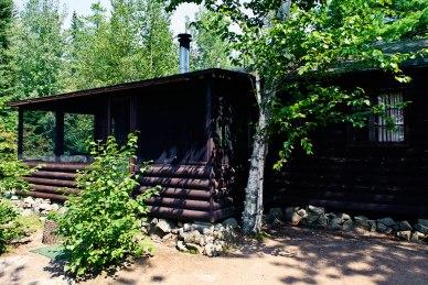 Cabin Seven: Exterior