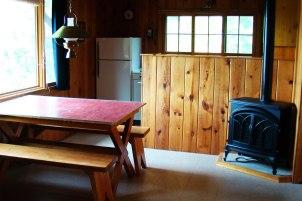 Cabin Eight: Interior