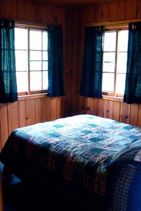 Cabin Eight: Bedroom 1
