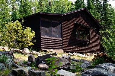 Cabin Nine: Exterior
