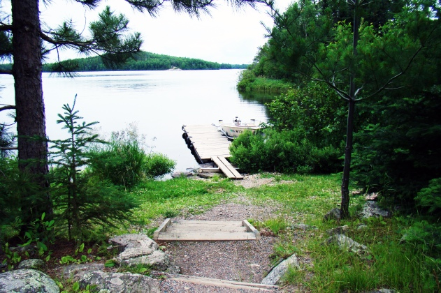 Cabin Eight: Dock