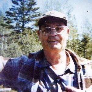 Dan Toms, owner of Toms' Rest Haven, 1970
