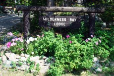 Lodge: Sign
