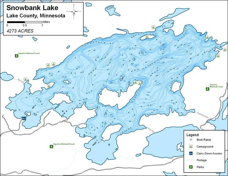 Snowbank Map 2