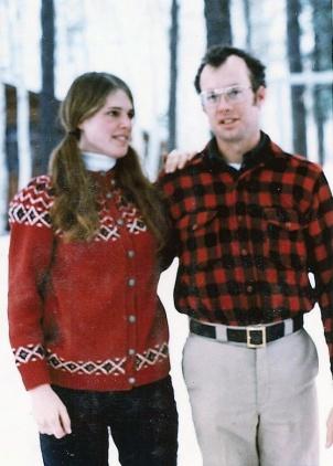 Lee and Sue's Wedding, 1974