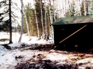 1991, Sauna on Skids